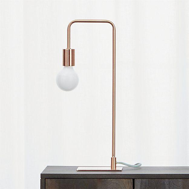 modern desk l&s & 20 Modern Desk Lamps - Best Cool Desk Lamp Ideas