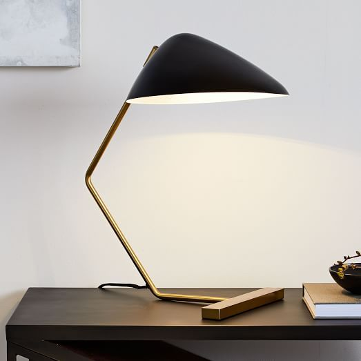 modern desk l& & 20 Modern Desk Lamps - Best Cool Desk Lamp Ideas