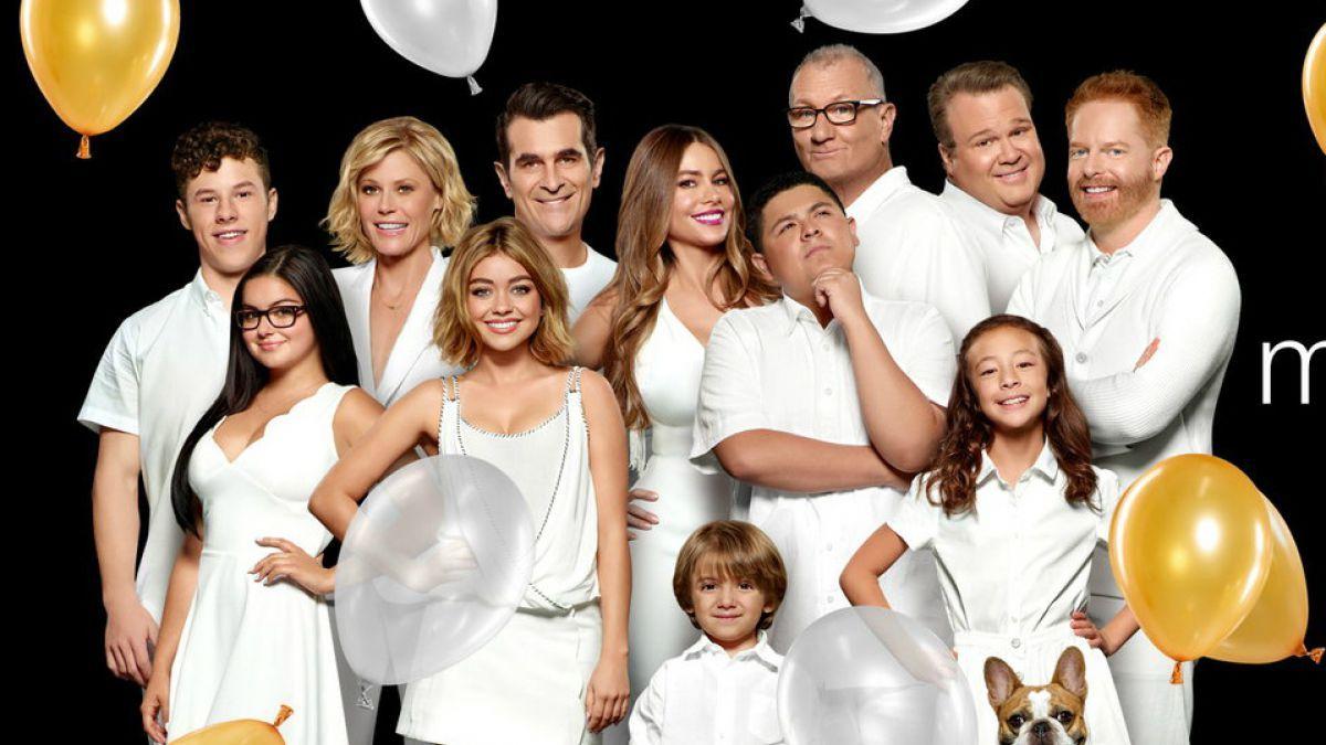 'Modern Family': Así ha sido el último y emotivo día de rodaje