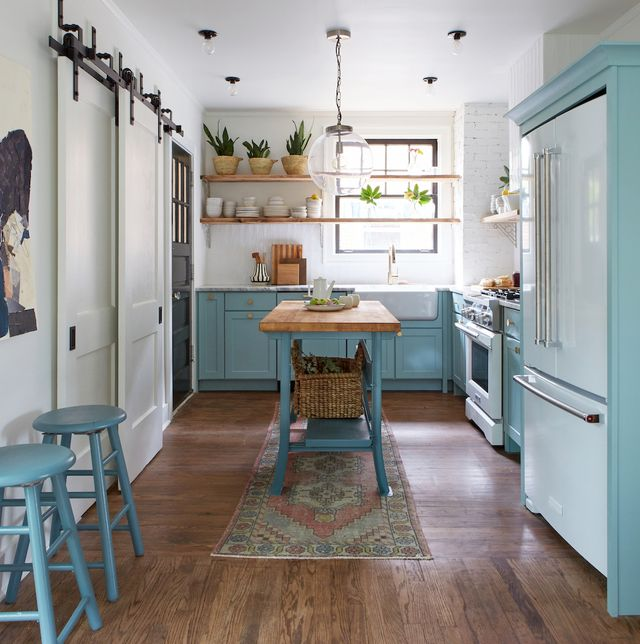 Modern Farmhouse Kitchen Decorating Ideas