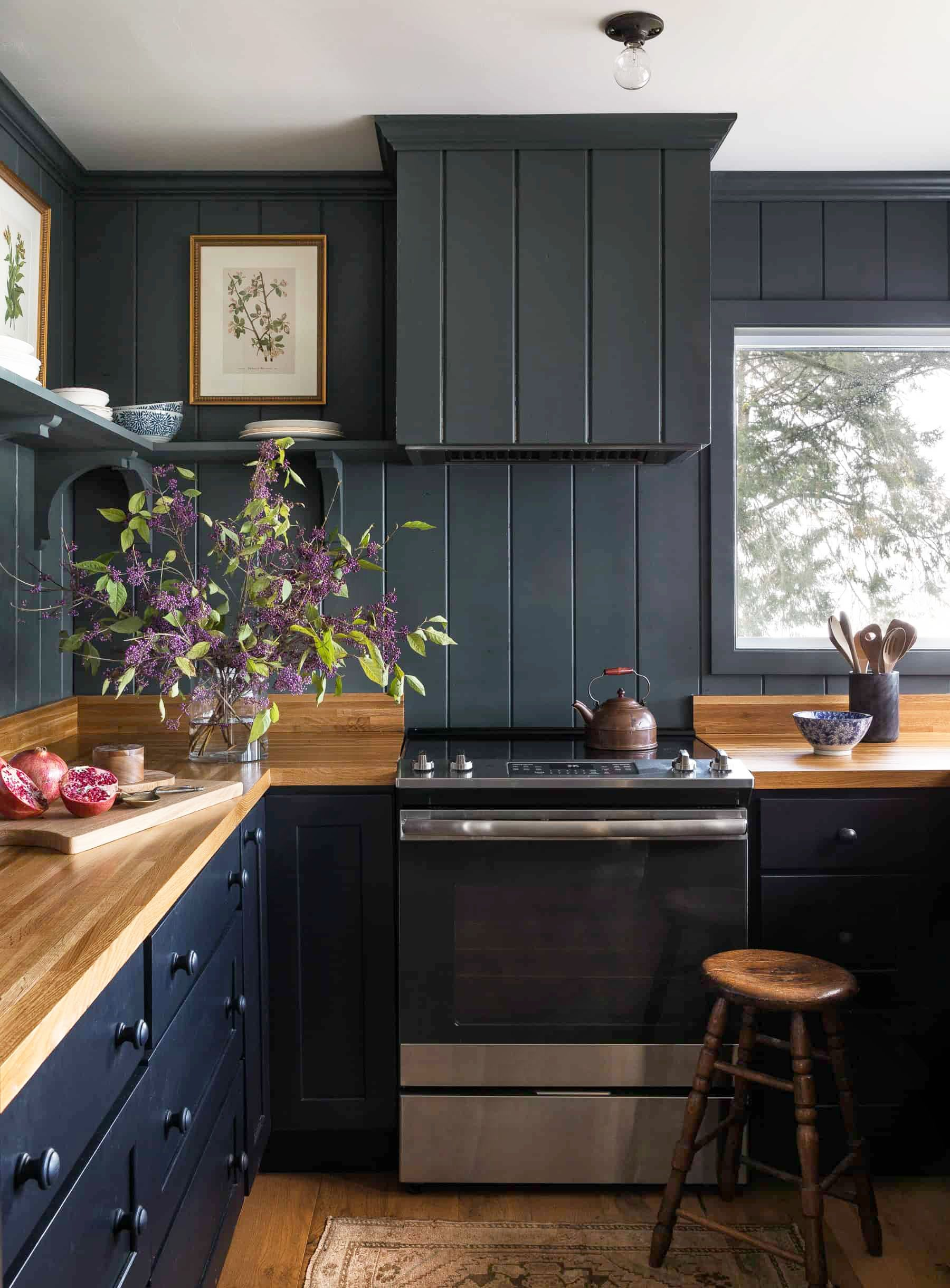 15 Modern Farmhouse Kitchen Decorating Ideas