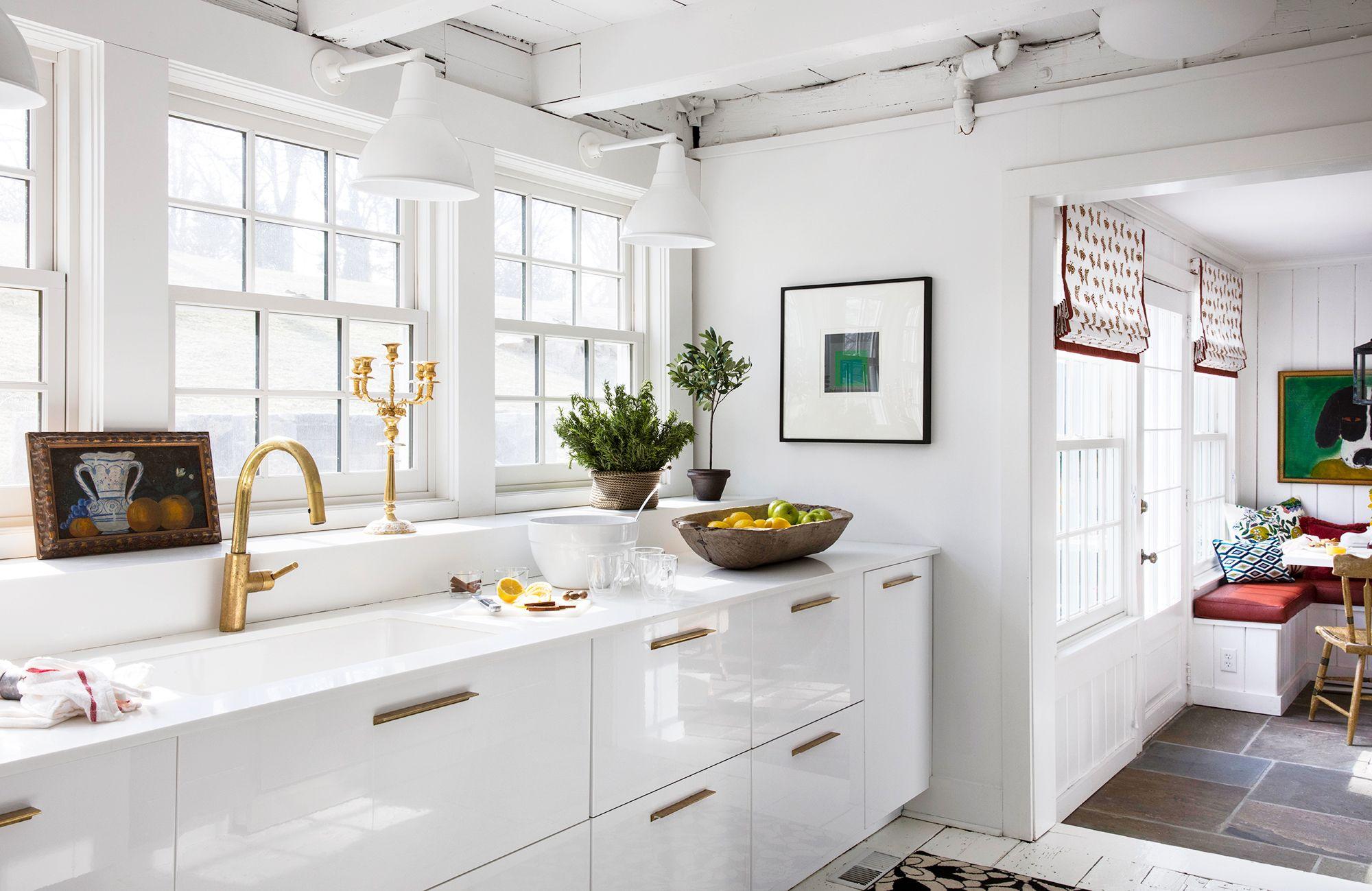 12 Modern Farmhouse Kitchen Decorating Ideas