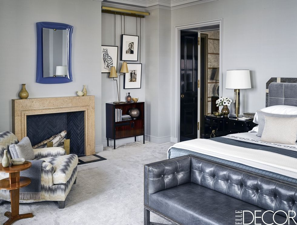 20 chic modern fireplaces contemporary fireplace design ideas - Modern Fireplace
