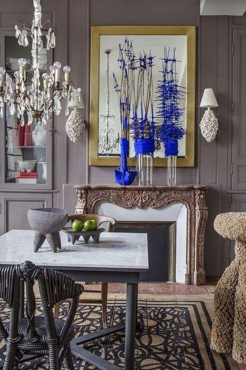 25 Modern Fireplace Design Ideas