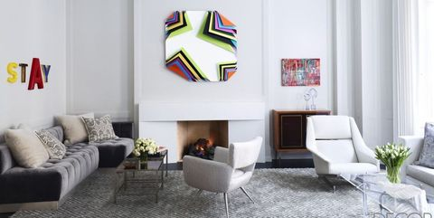 20 Chic Modern Fireplaces — Contemporary Fireplace Design Ideas