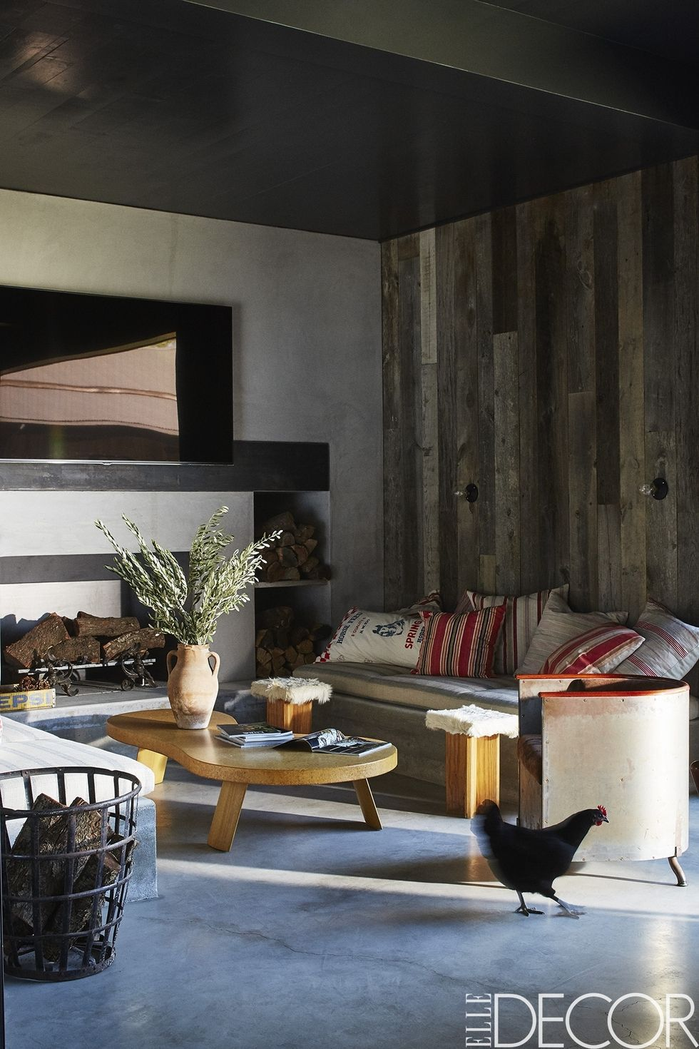 20 Chic Modern Fireplaces Contemporary Fireplace Design Ideas