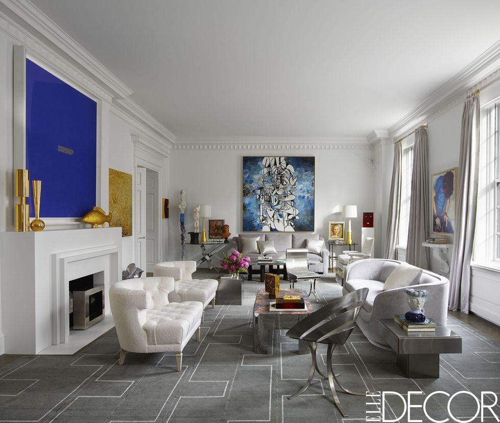 25 Modern Fireplace Design Ideas - Best Contemporary Fireplaces