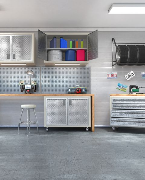 25 Smart Garage Organization Ideas Garage Storage And Shelving Tips