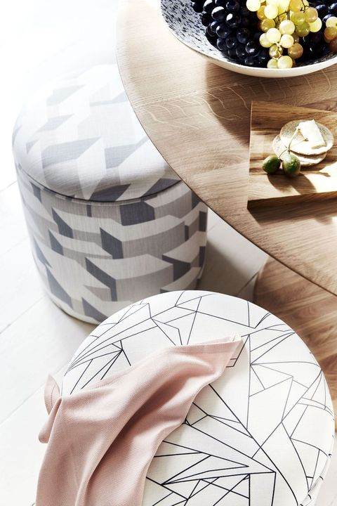 Modern geometric designs