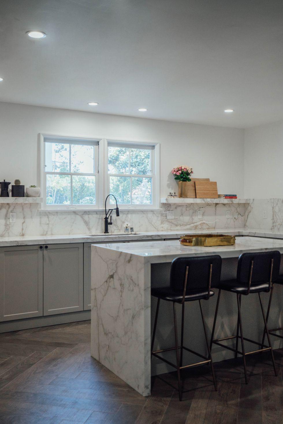 Elle Decor & Gorgeous Modern Kitchen Designs - Inspiration for ...