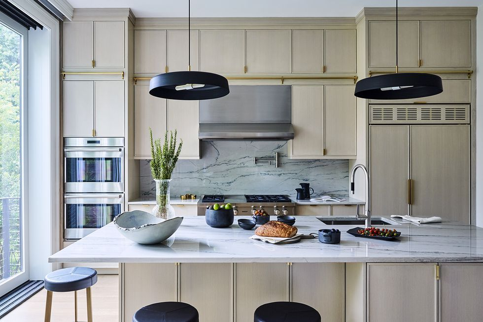 gorgeous modern kitchen designs inspiration for contemporary kitchens rh elledecor com