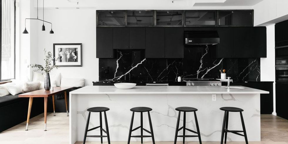 Gorgeous Modern Kitchen Designs - Inspiration for ... on Images Of Modern Kitchens  id=35523