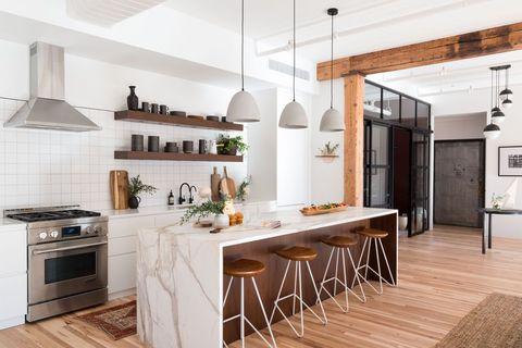 55 Inspiring Modern Kitchens Contemporary Kitchen Ideas 2020