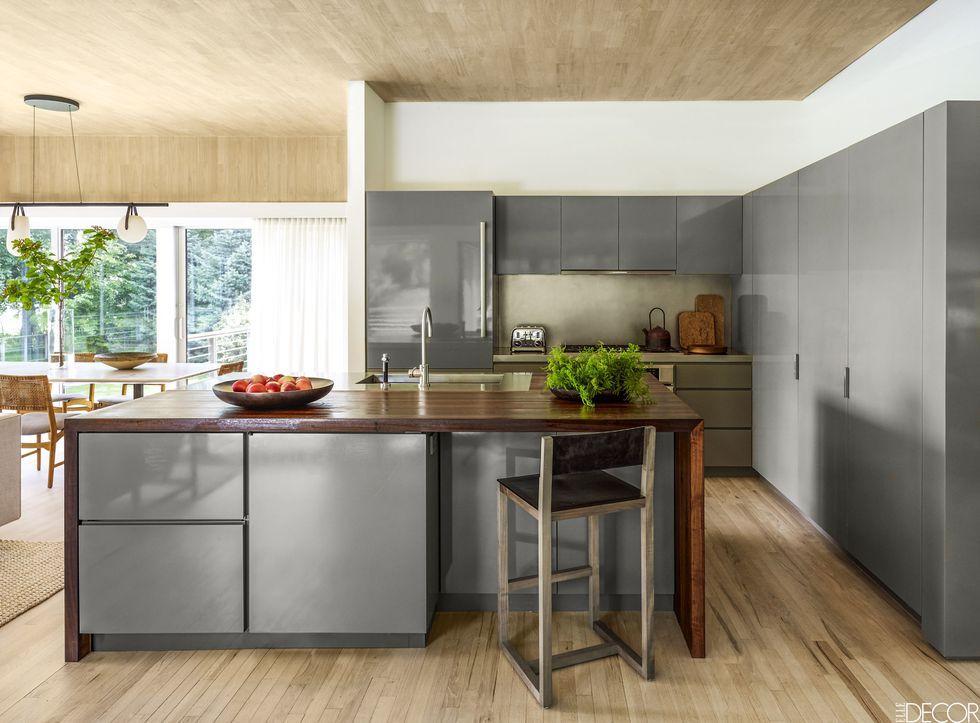 modern kitchen cabinets & 17 Modern Kitchen Cabinets Ideas To Try - Stylish Kitchen Cabinet Ideas