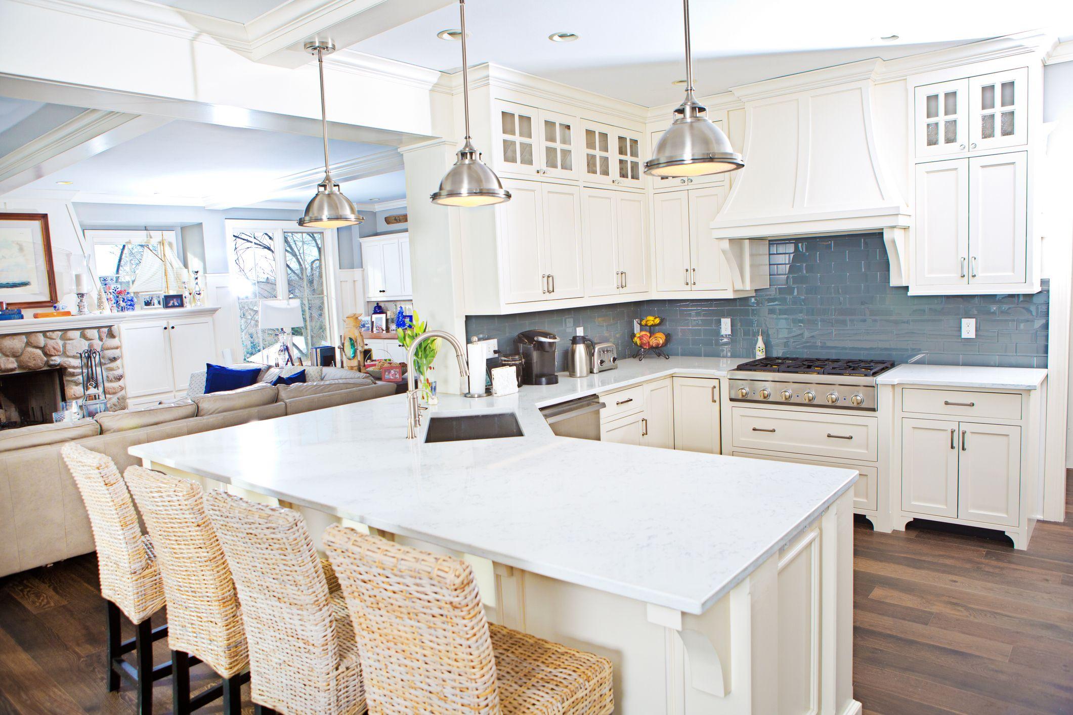 Kitchen Backsplash Tiling How To Tile A Backsplash