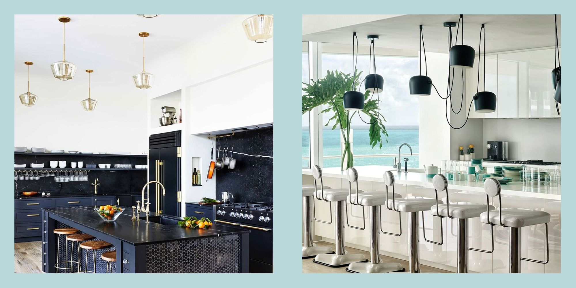 5 Gorgeous Kitchen Lighting Ideas - Modern Light Fixtures