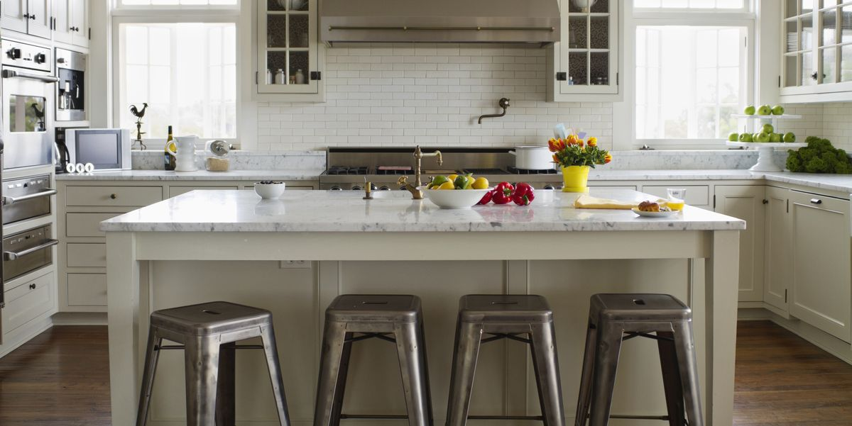 These Farmhouse Bar Stools Will Give Your Kitchen Joanna Gaines Vibes