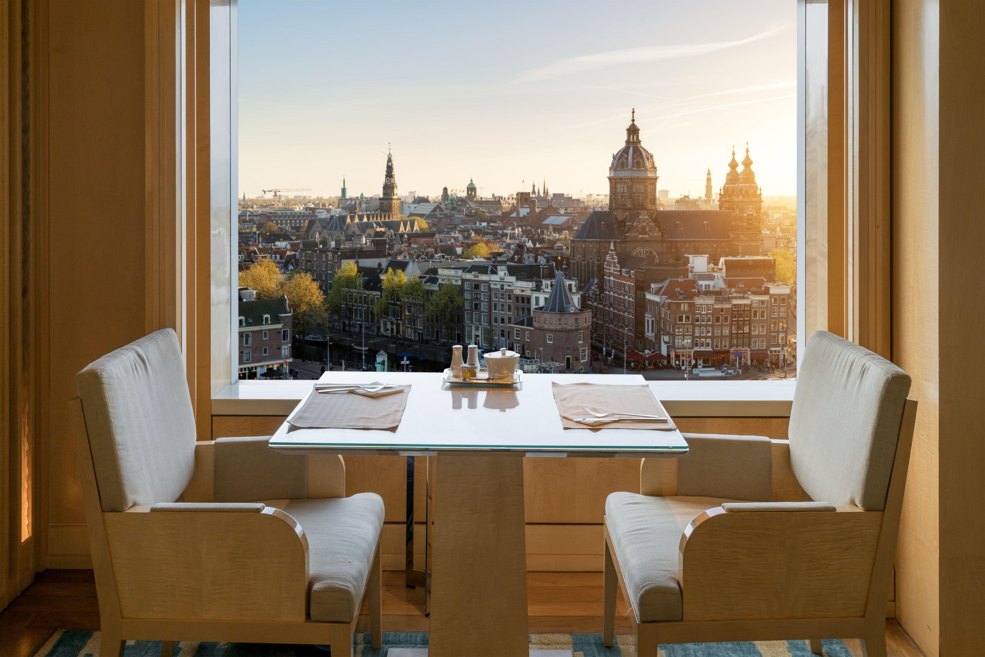 Ristoranti Su Torri E Terrazze Gourmet In Olanda Si Mangia