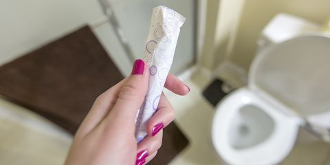 Modern Menstruation