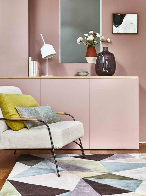 Neutral colour schemes - room decorating ideas - style inspiration - living room or lounge