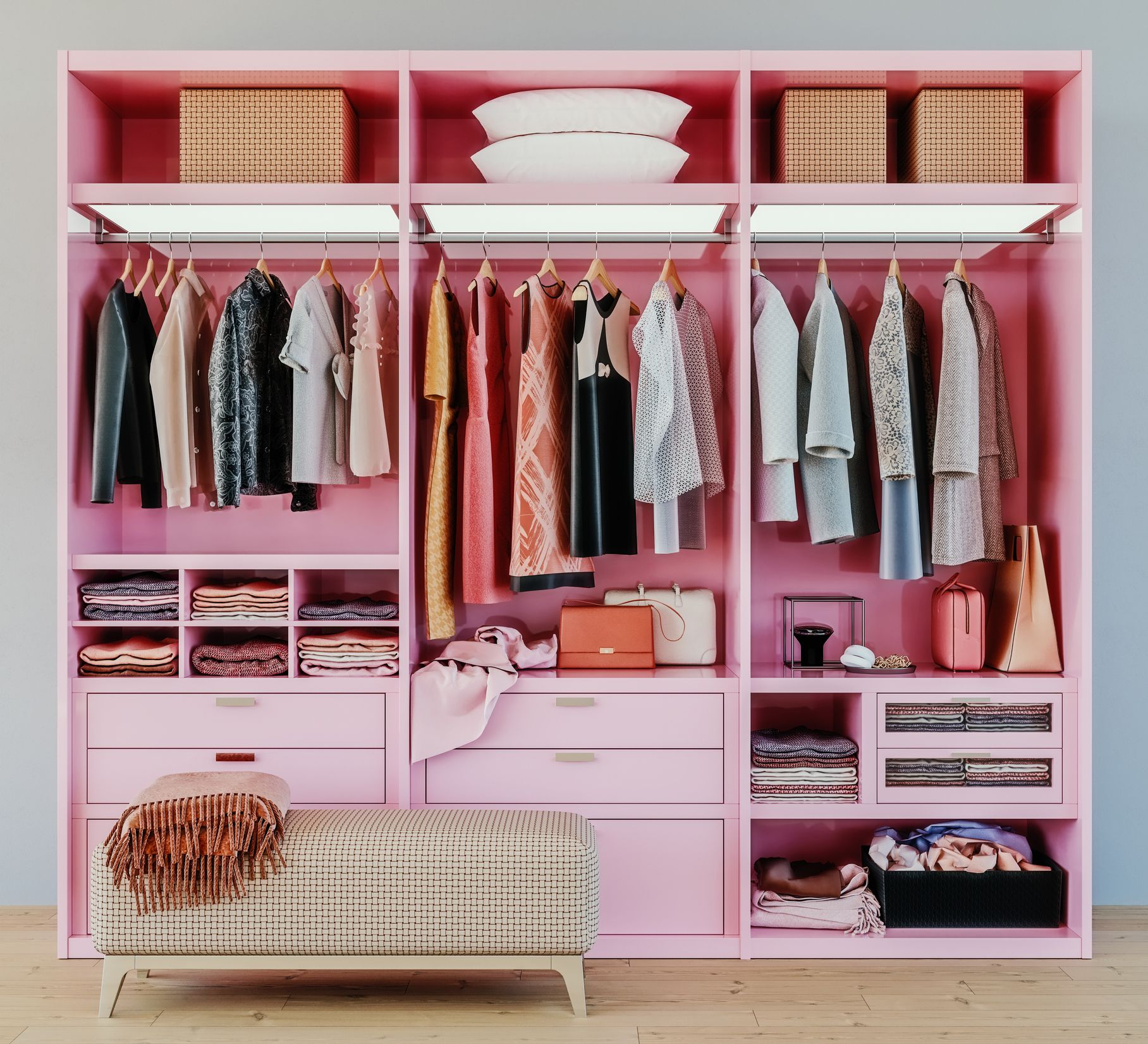 How to Choose the Best Closet Lighting for Any Space, According to Experts