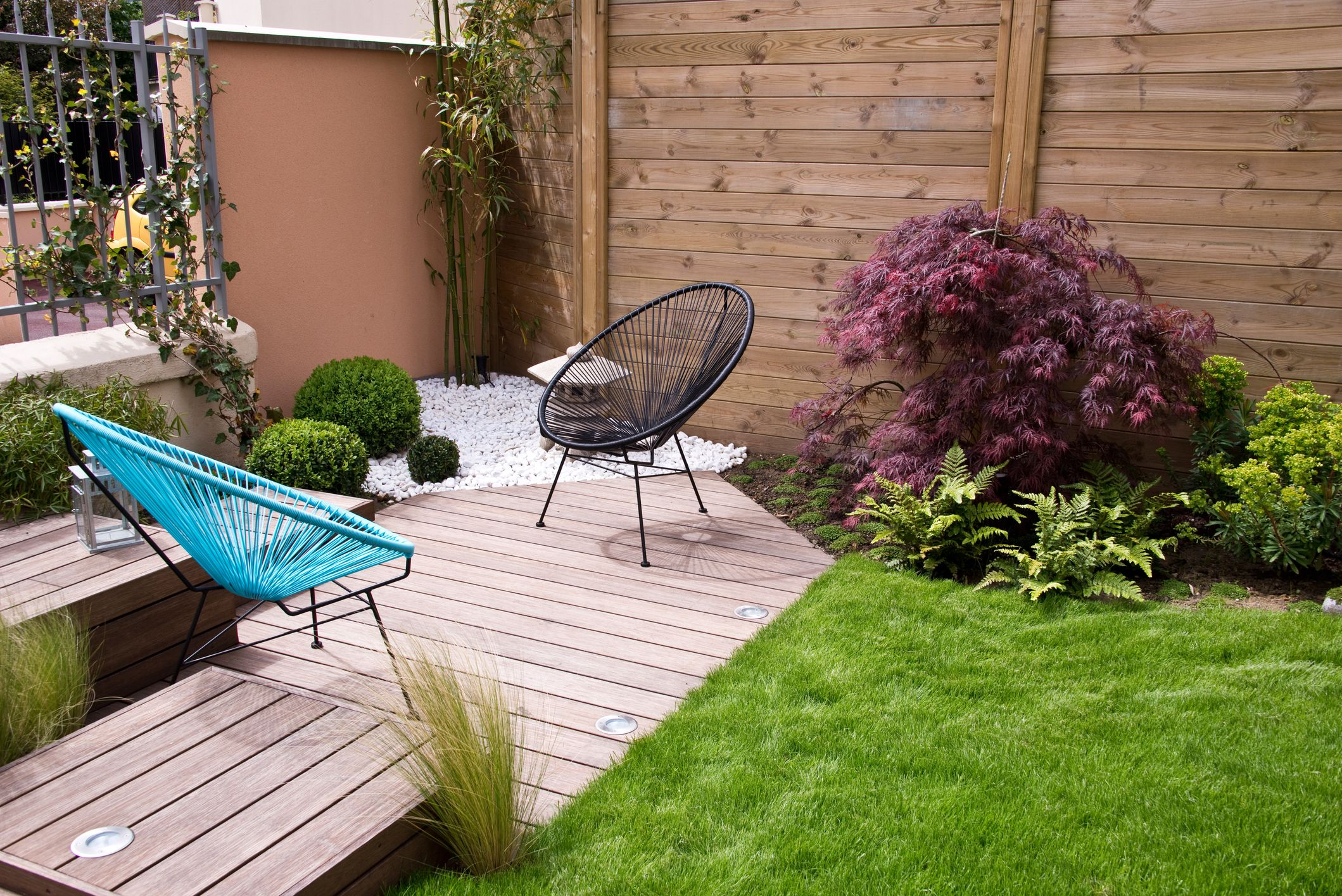 High Quality 9 Small Garden Design Ideas On A Budget