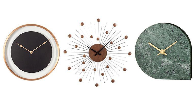 modern wall clocks wall decor