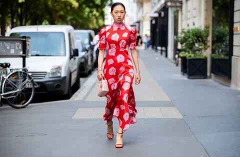 Modetrend: rood met roze
