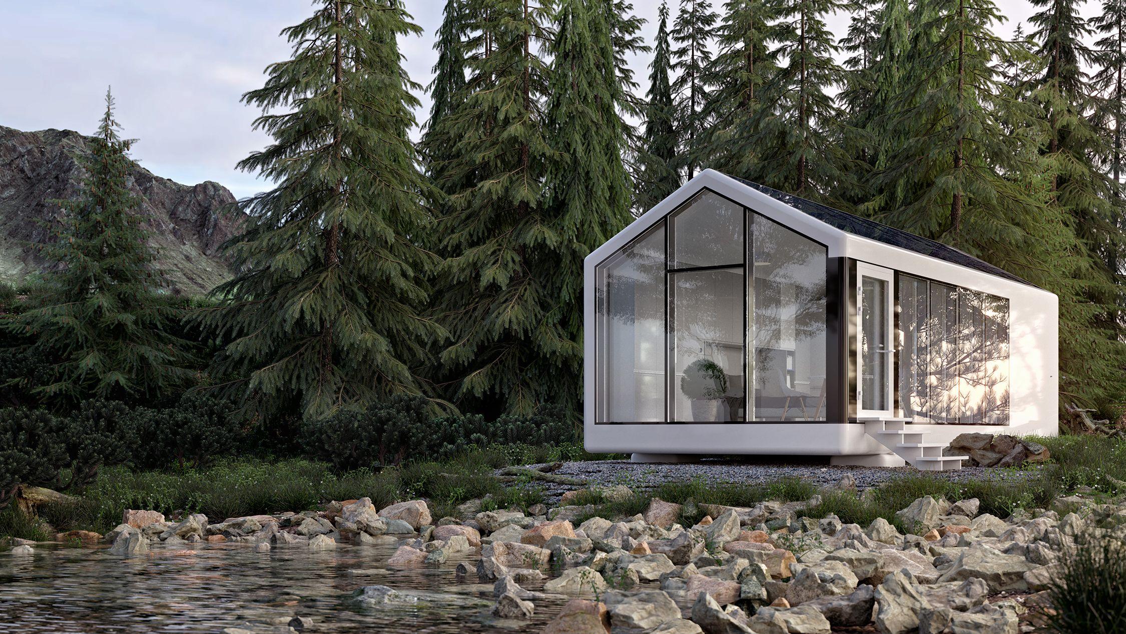 Modelli Di Case Da Costruire le case prefabbricate ed ecologiche di house