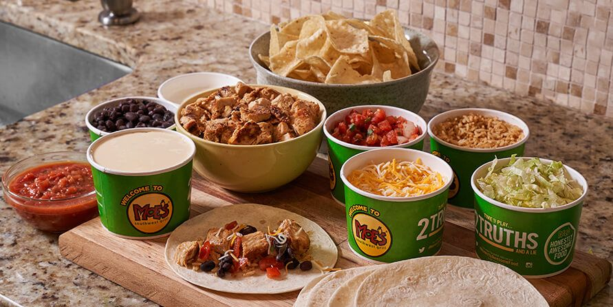 Moe's Is Selling Build-Your-Own Taco Kits For Families