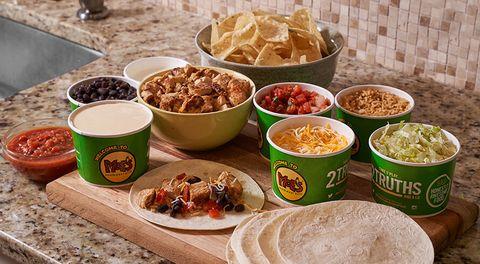 Dish, Food, Cuisine, Ingredient, Meal, Junk food, Produce, Mexican food, Taco, Carnitas,