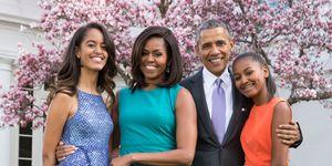 Moederdag met Obama's