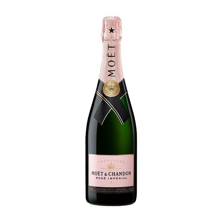 Moët & Chandon Rosé Impérial Champagne