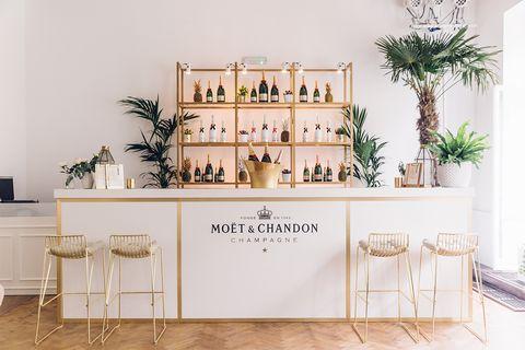 Moet Summer House, London