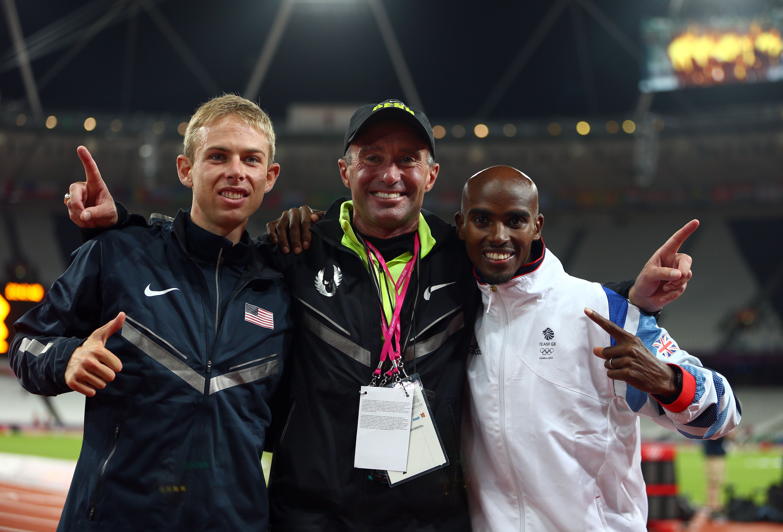 Sir Mo Farah responds to Alberto Salazar doping ban