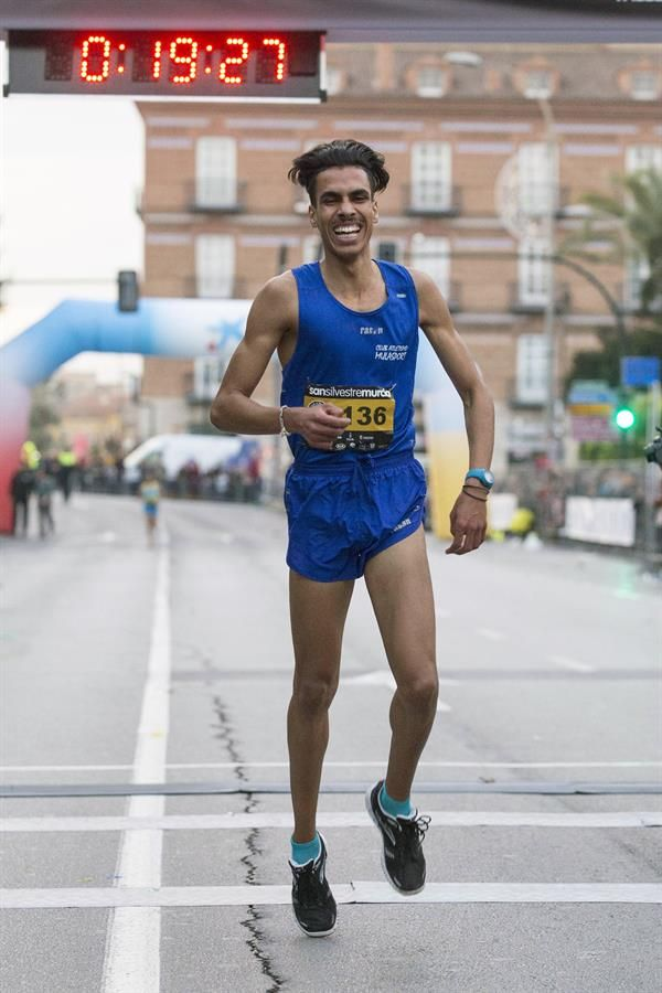 el atleta mohamed katir