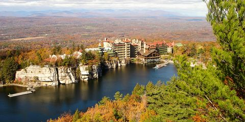 places to go for Thanksgiving