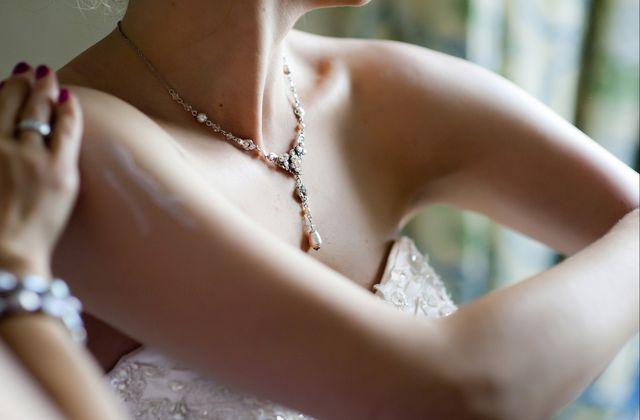 moisturising bride