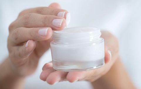 Moisturizer cream lotion
