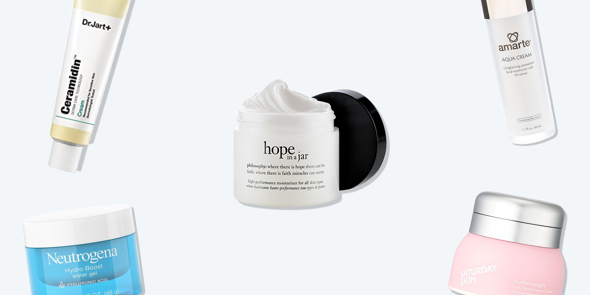 10 Editor-Approved Face Cream and Facial Moisturizer Picks