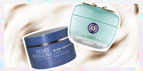 Product, Aqua, Beauty, Skin care, Cream, Cream, Material property, Brand,