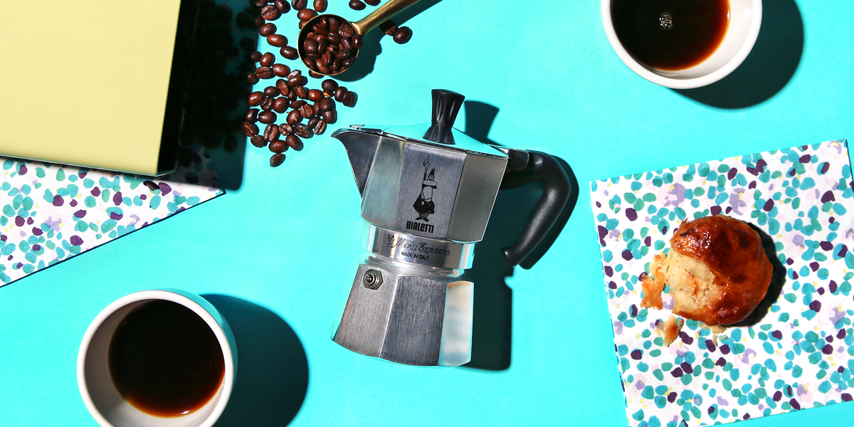 Why I'm Obsessed With This 87-Year-Old Stovetop Espresso Maker