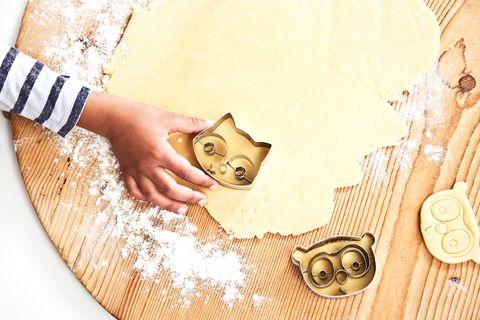 Moldes para hacer galletas infantiles