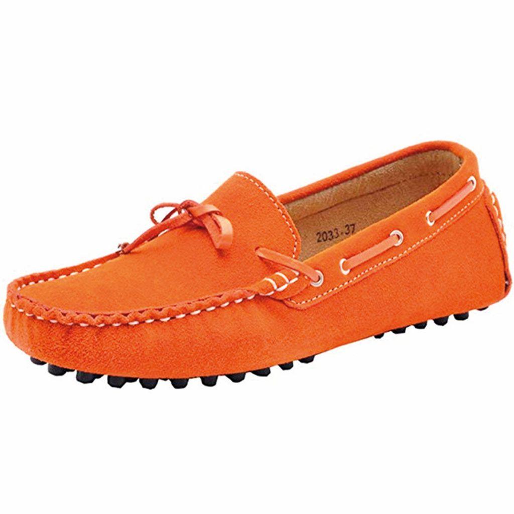 Moda: El naranja, el color de la temporada