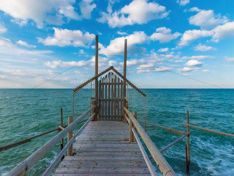 Sky, Sea, Water, Ocean, Horizon, Pier, Cloud, Fixed link, Azure, Vacation,