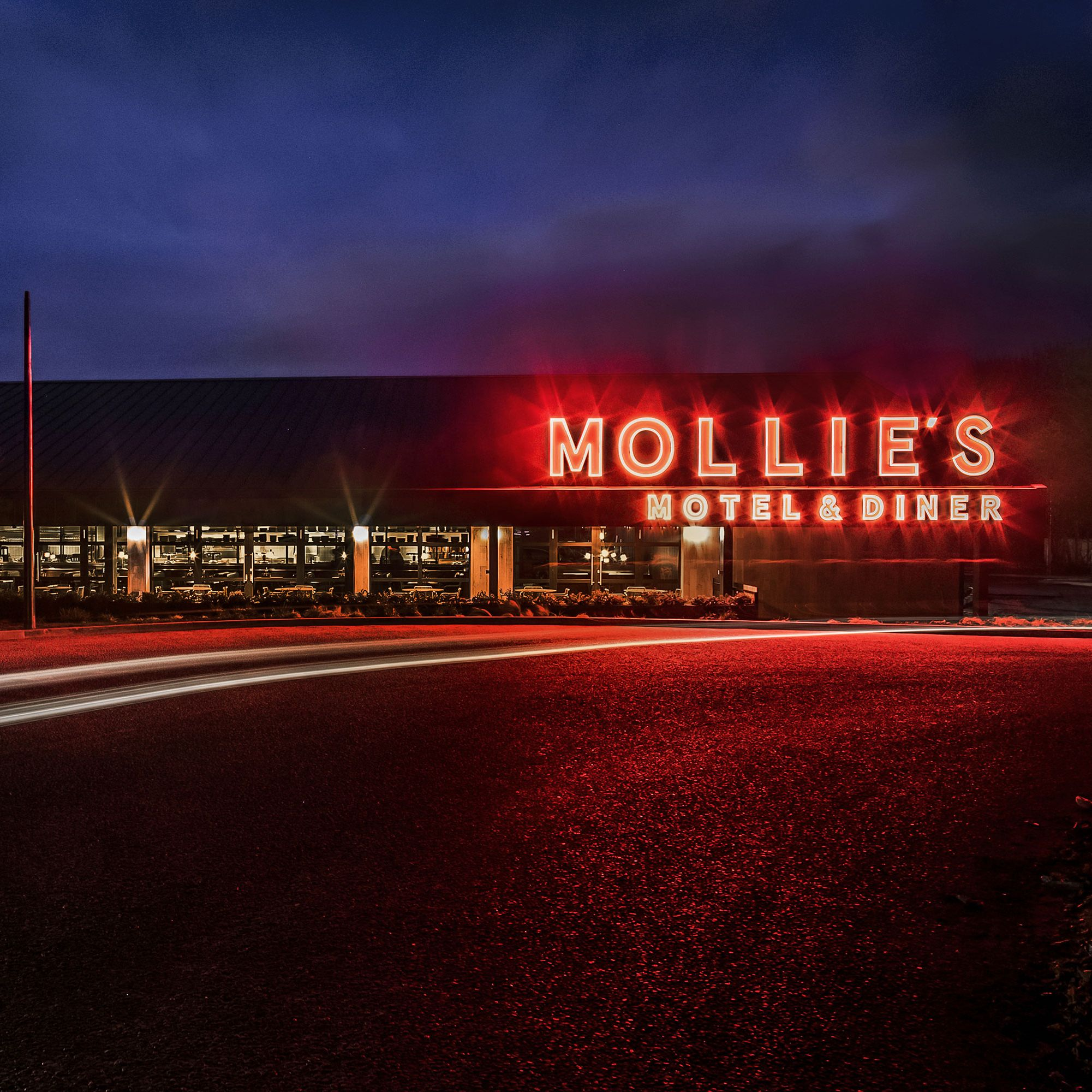 Inside Mollie's motel and diner: the new £50 a night hotel from Soho House