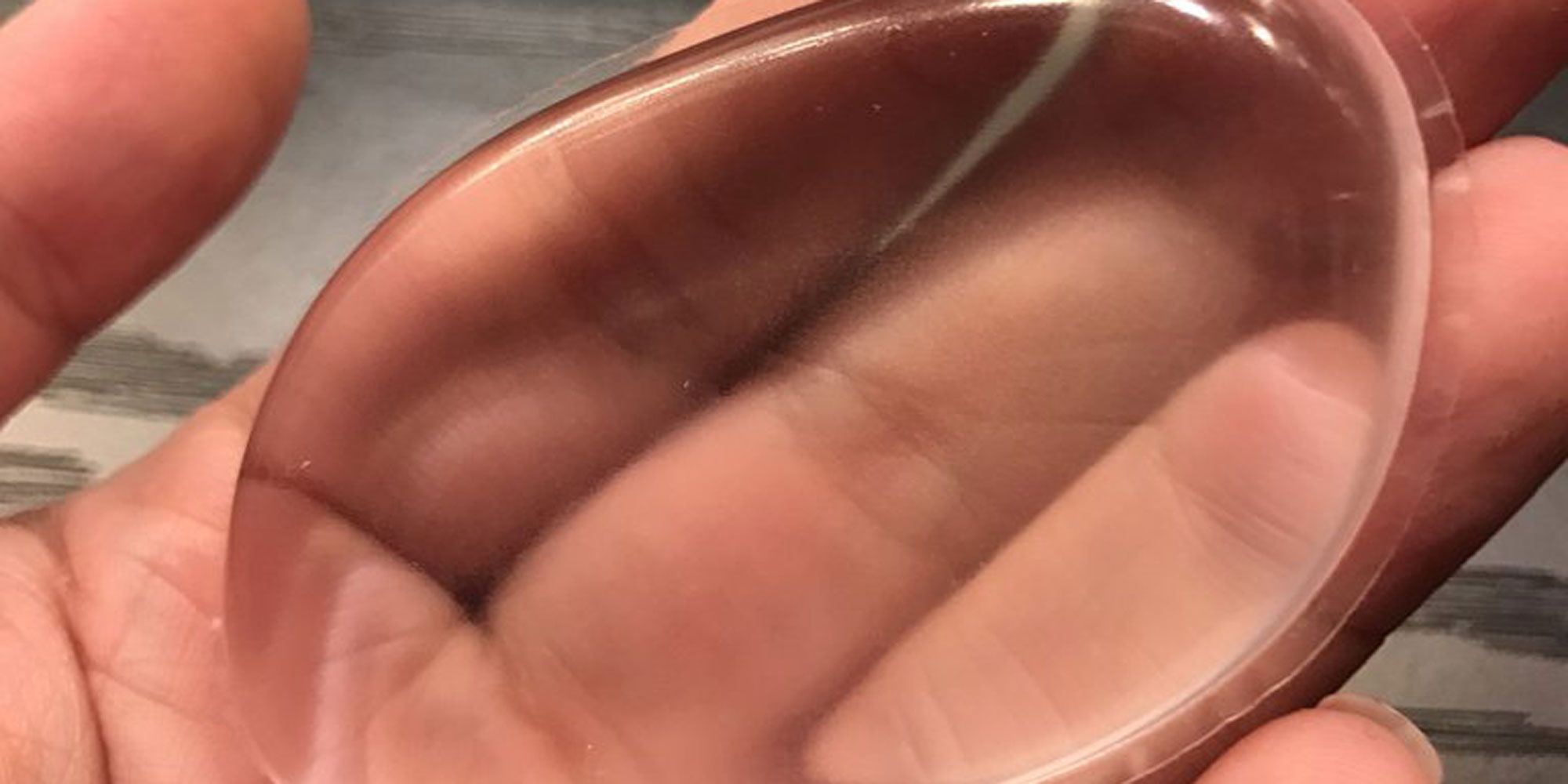 Prepare to Never Waste Any Makeup Again With This Clear Makeup Sponge