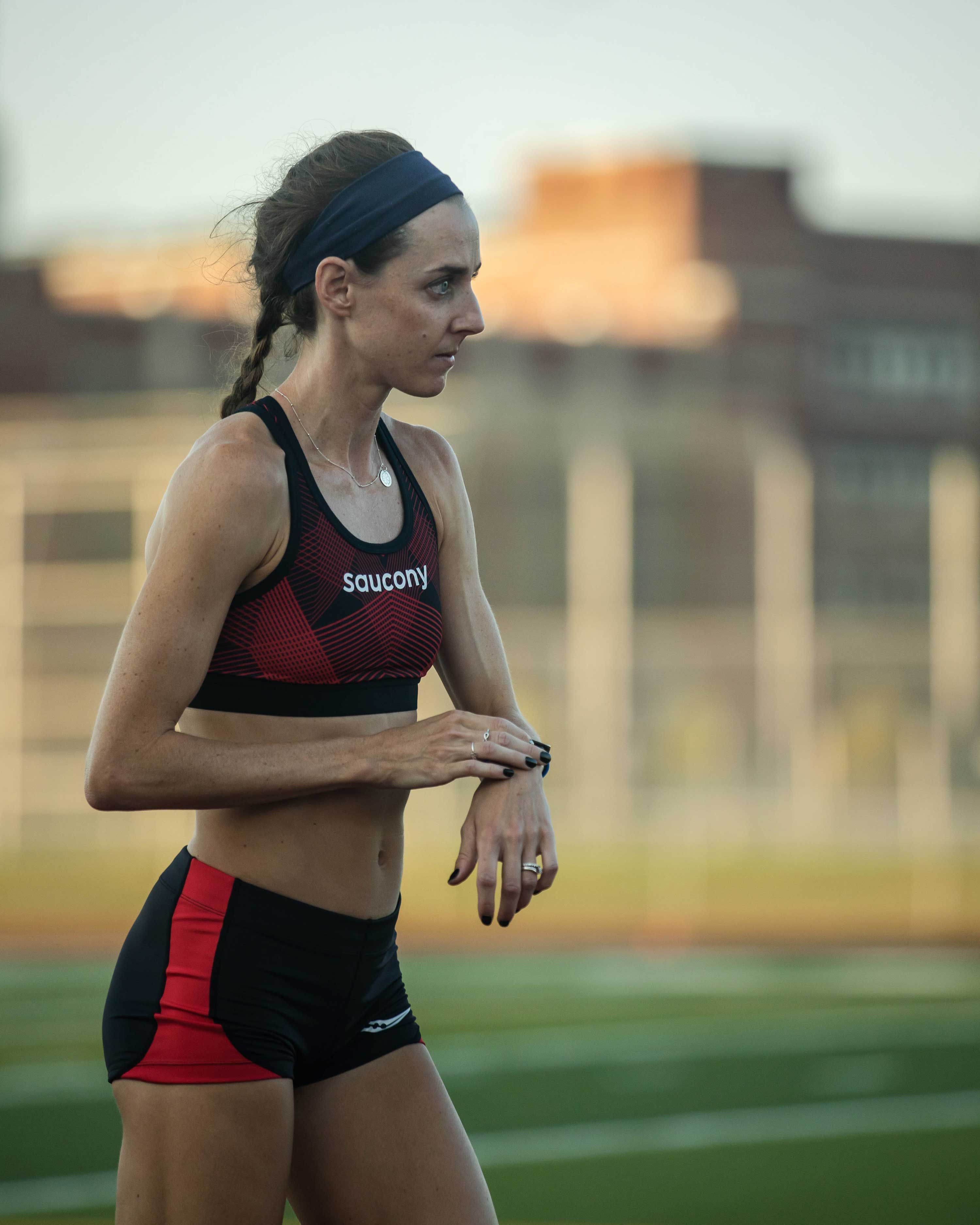 What Molly Huddle Missed About Racing During the Pandemic