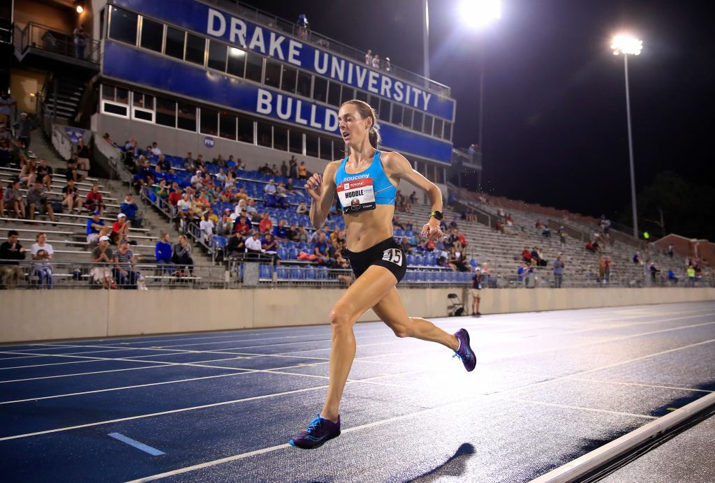 Molly Huddle Wants You to Improve Your Running Form