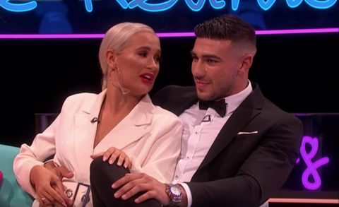 """Love Island's Tommy Fury on how moving in with Molly-Mae """"fell into place"""""""